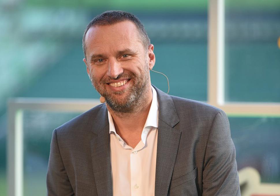 Γιάννης Ρόκας, Διευθυντής Marketing, Επικοινωνίας & Χορηγιών του ΟΠΑΠ