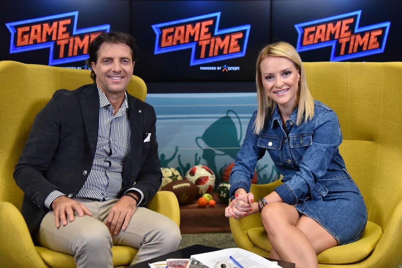 Ο Χάρης Κοπιτσής στο ΟΠΑΠ Game Time για το κυριακάτικο ντέρμπι των Δικεφάλων